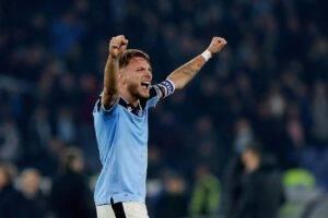 Calciomercato Lazio, Immobile piace al Manchester United: trattativa difficile