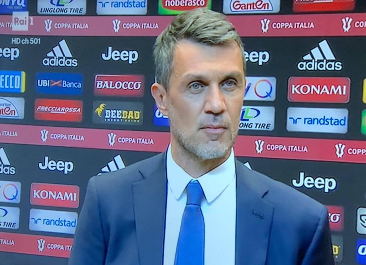 Juventus-Milan, Maldini: