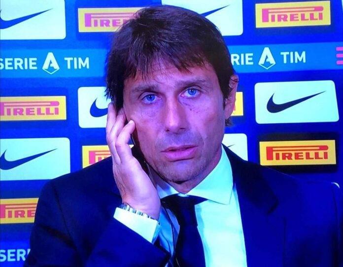 Conte Inter-Fiorentina