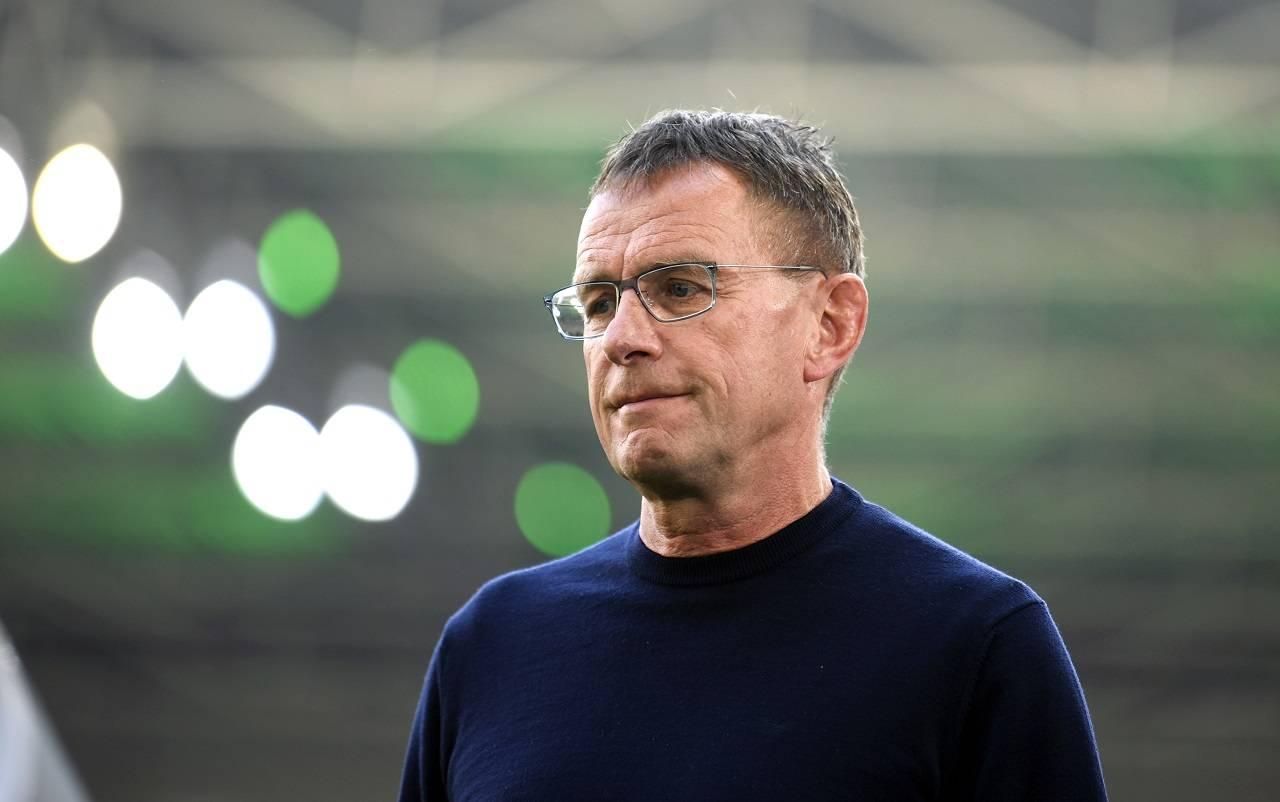Rangnick Roma Schalke