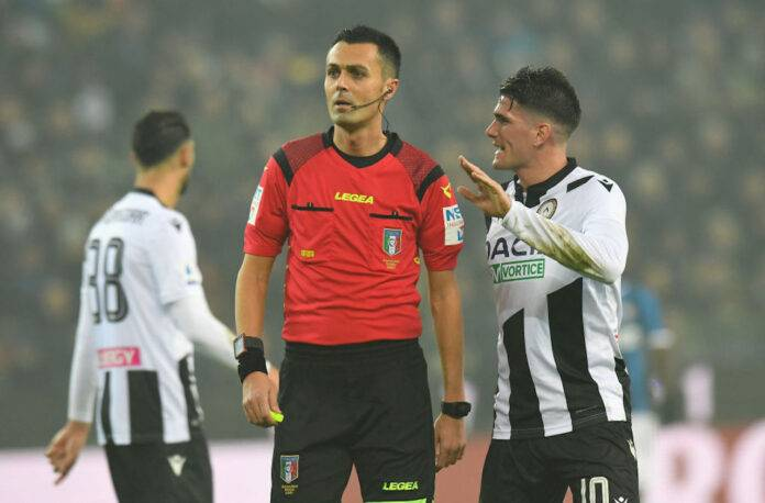 Di Bello per Roma-Inter