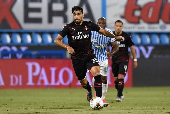 Lucas Paqueta lione Milan