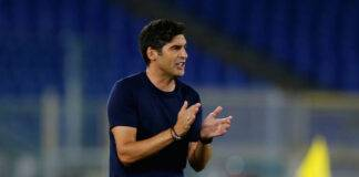 Paulo Fonseca Roma Udinese