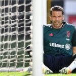 Gigi Buffon Juventus-Lione