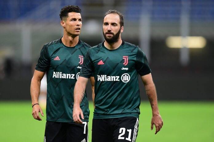Calciomercato Juventus, derby per Higuain