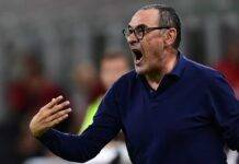 Juventus-Atalanta Sarri
