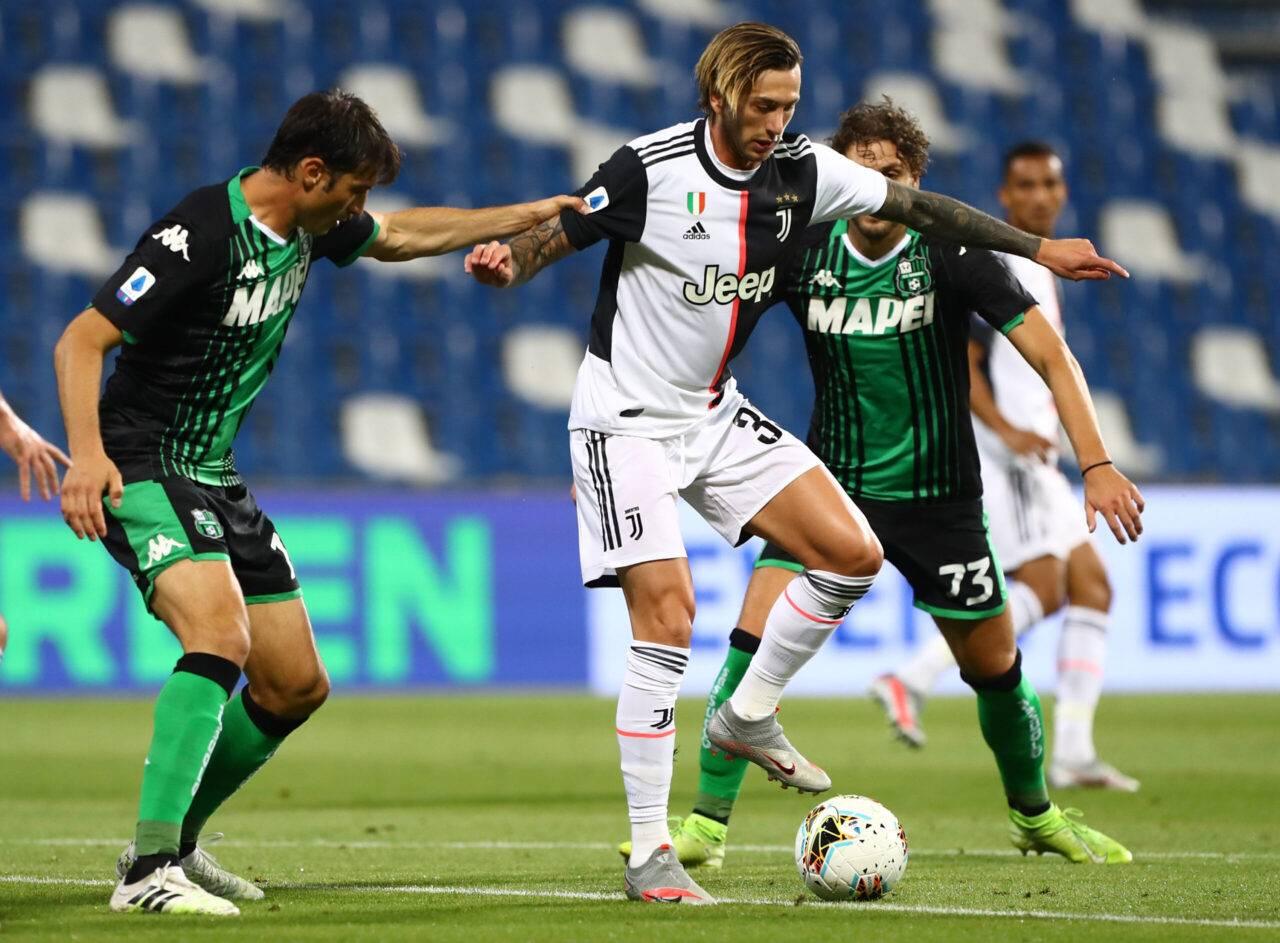 Calciomercato Juventus, idea Bernardeschi ZANIOLO