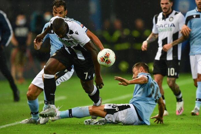 Udinese-Lazio