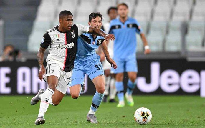 douglas costa infortunio