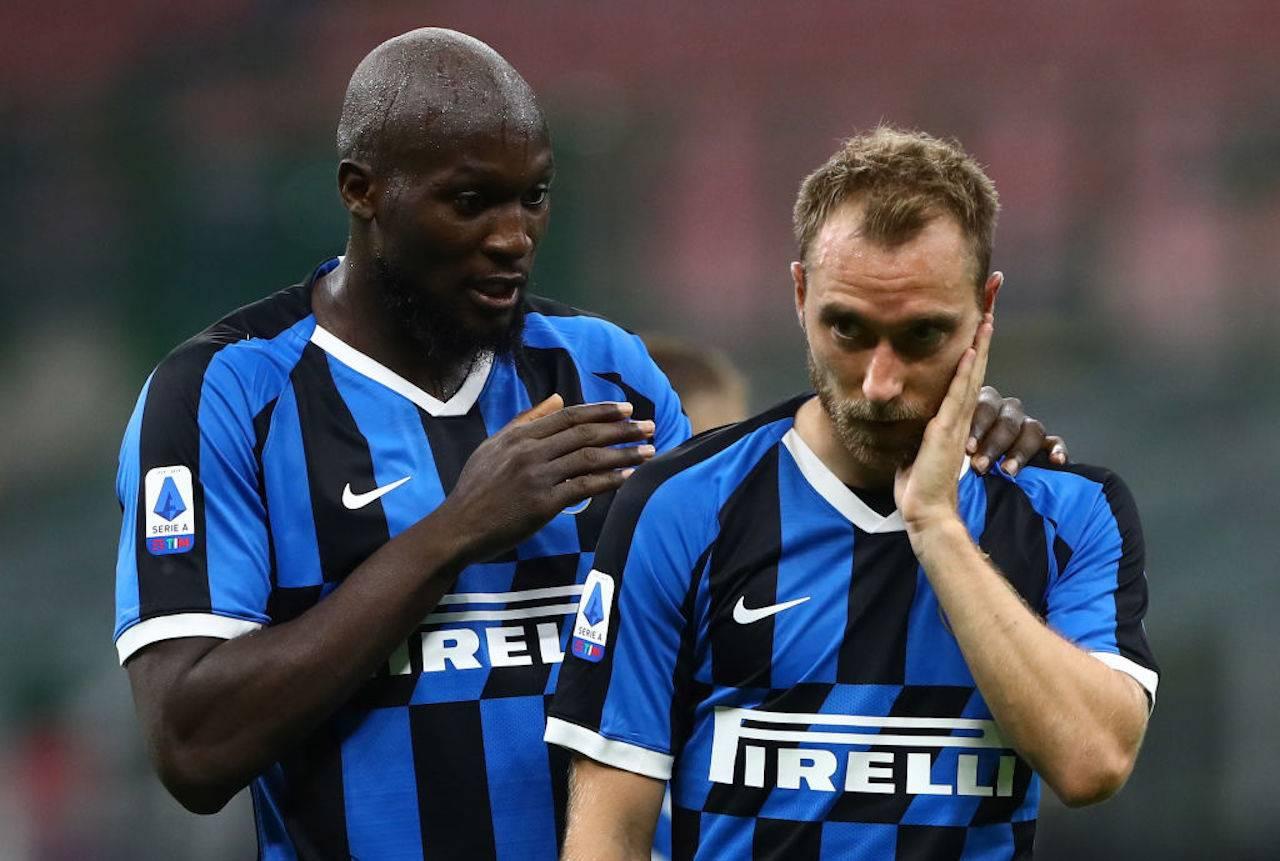 Calciomercato Inter Eriksen Real reguilon