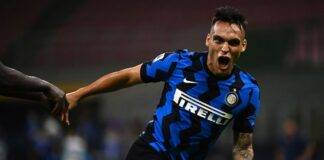 Lautaro post Inter-Fiorentina