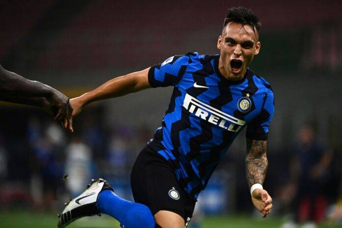 Lautaro post Inter-Fiorentina