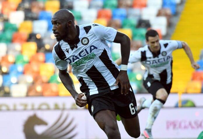 Fofana Udinese Lens