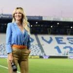 Serie A Dazn Diletta Leotta