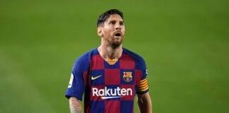 Barcellona Messi