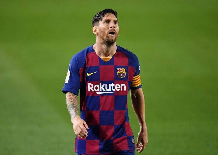 Barcellona Messi