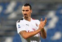 calciomercato Milan rinnovo Ibrahimovic