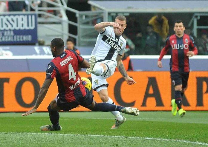 Diretta Parma Bologna Kulusevski