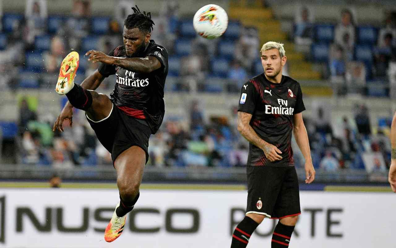 Lazio-Milan, scintille al fischio finale: Hernandez infuriato