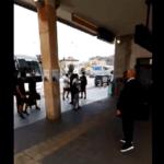 Atalanta insulti tifoso Napoli
