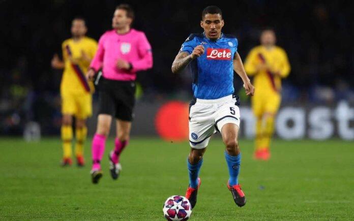 Allan Napoli Everton