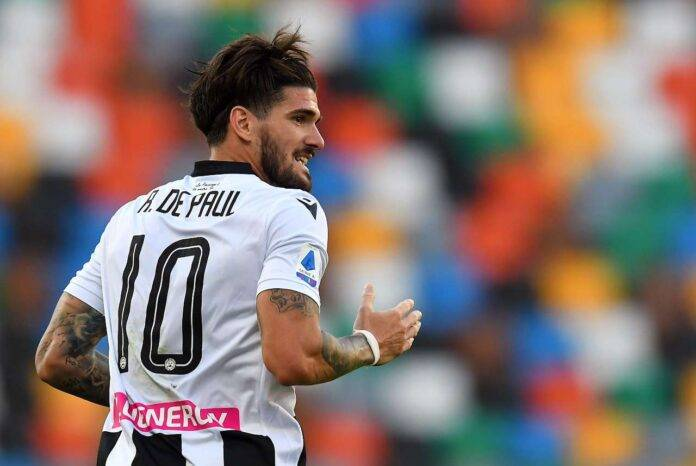 Juventus Udinese De Paul