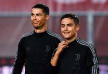 calciomercato Juventus Dybala Cristiano Ronaldo