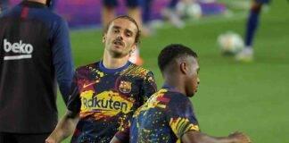 Calciomercato Inter e Juventus, Griezmann resterà al Barcellona