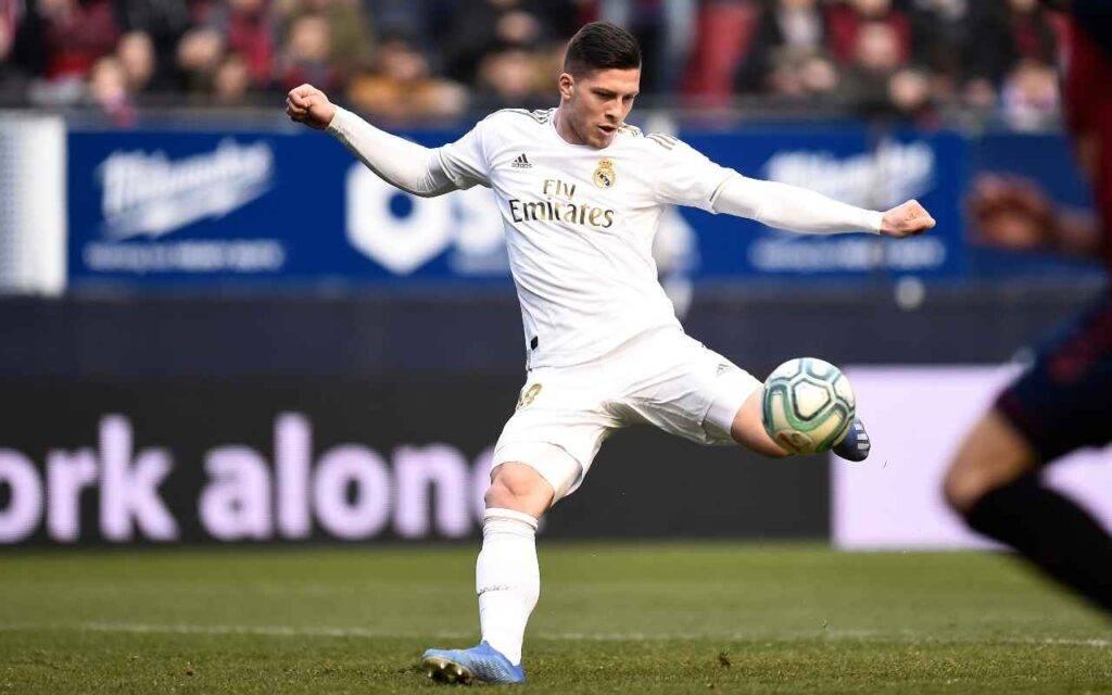 Calciomercato Juventus, Don Balon: interessa Jovic in prestito
