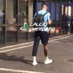 Correa infortunio Lazio