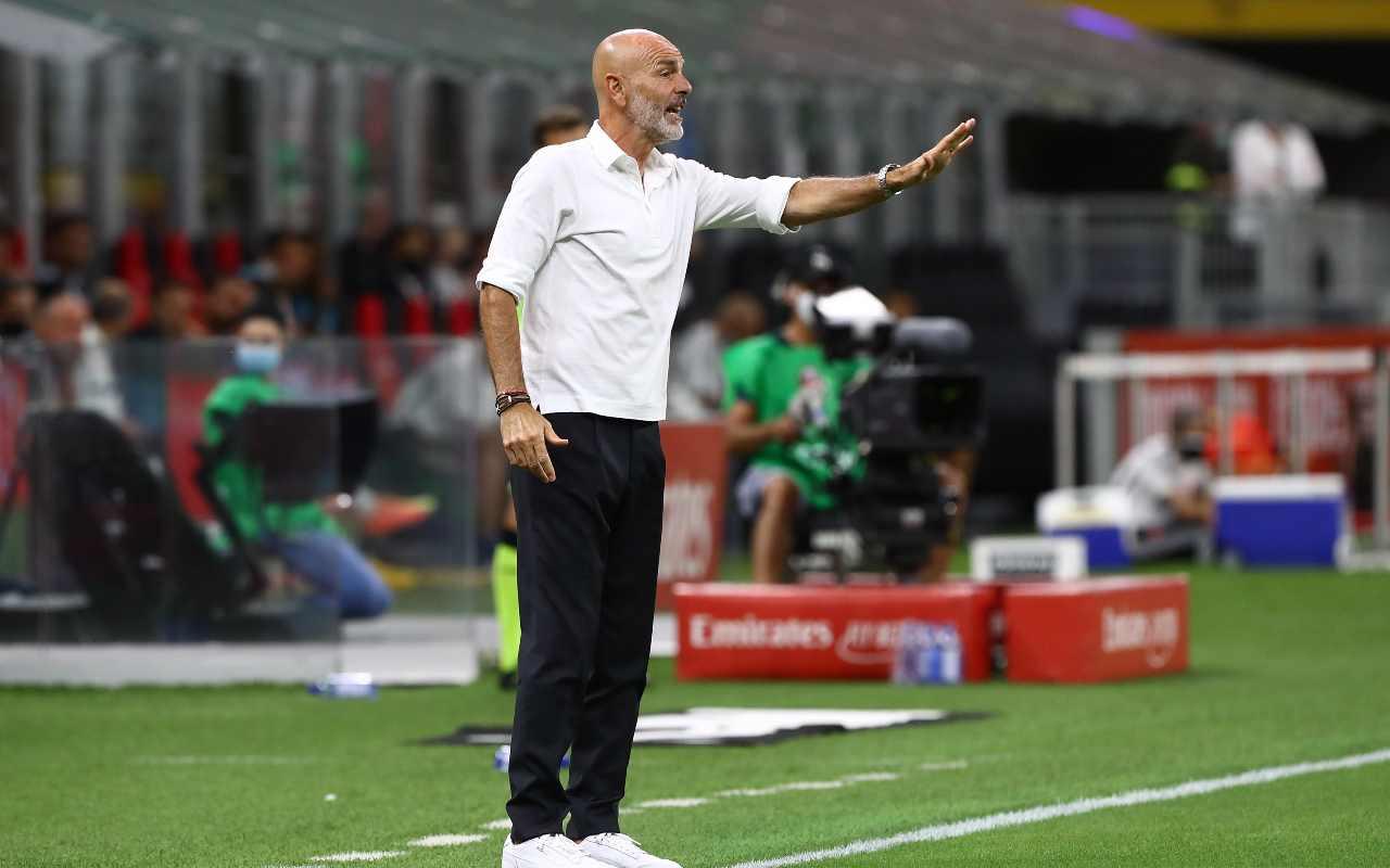 Diretta Napoli Milan Pioli