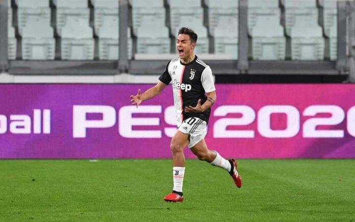 Juventus cessione Dybala