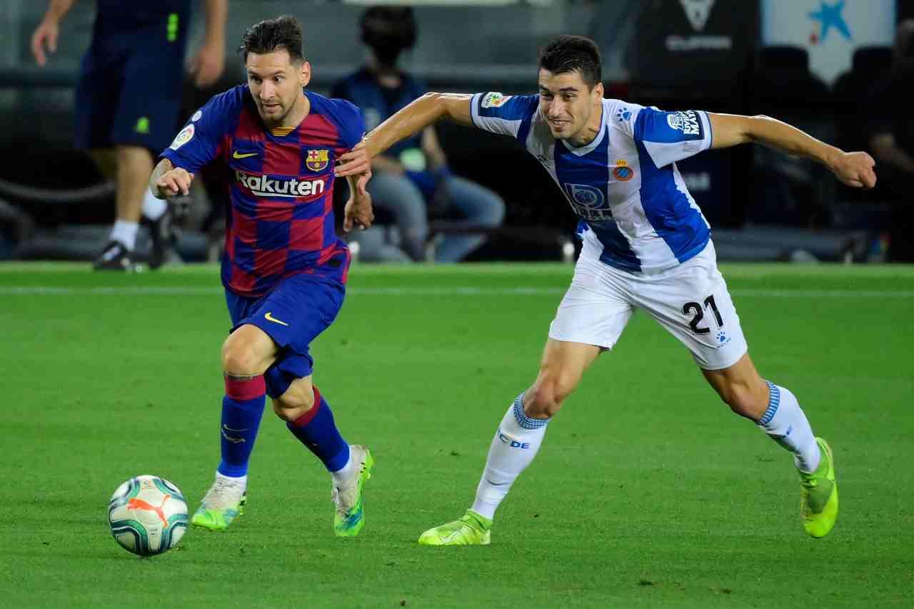 Dalla Spagna, il Milan torna forte su Roca dopo la retrocessione dell'Espanyol