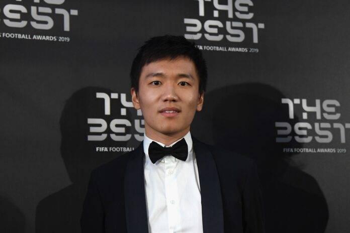 calciomercato inter Zhang