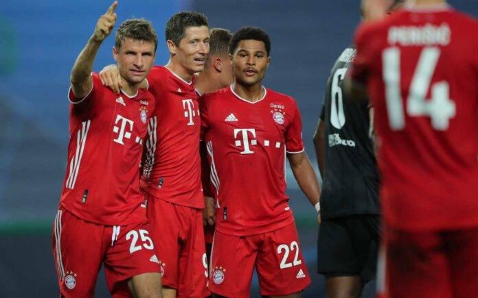 Bayern Monaco Champions League