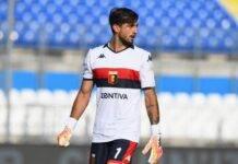 Perin Genoa Juventus