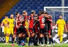 Serie A Genoa Verona