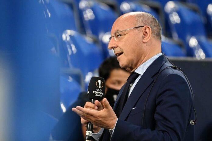 Giuseppe Marotta su Conte e Sanchez