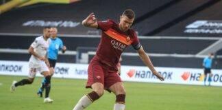 Calciomercato Roma Dzeko Fonseca
