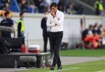 Paulo Fonseca commenta Siviglia-Roma