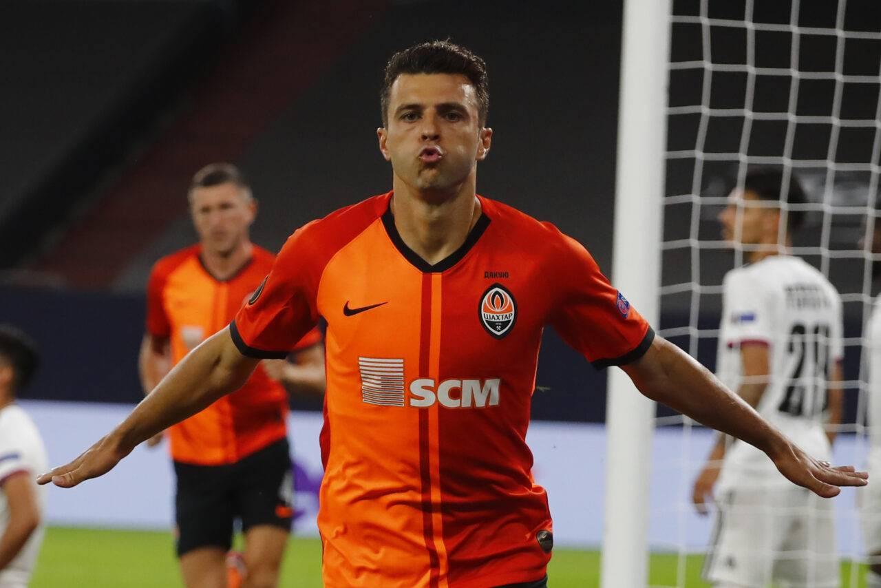 Diretta Inter Shakhtar