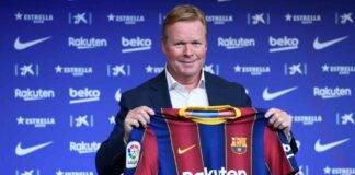 Barcellona Koeman Atalanta De Roon