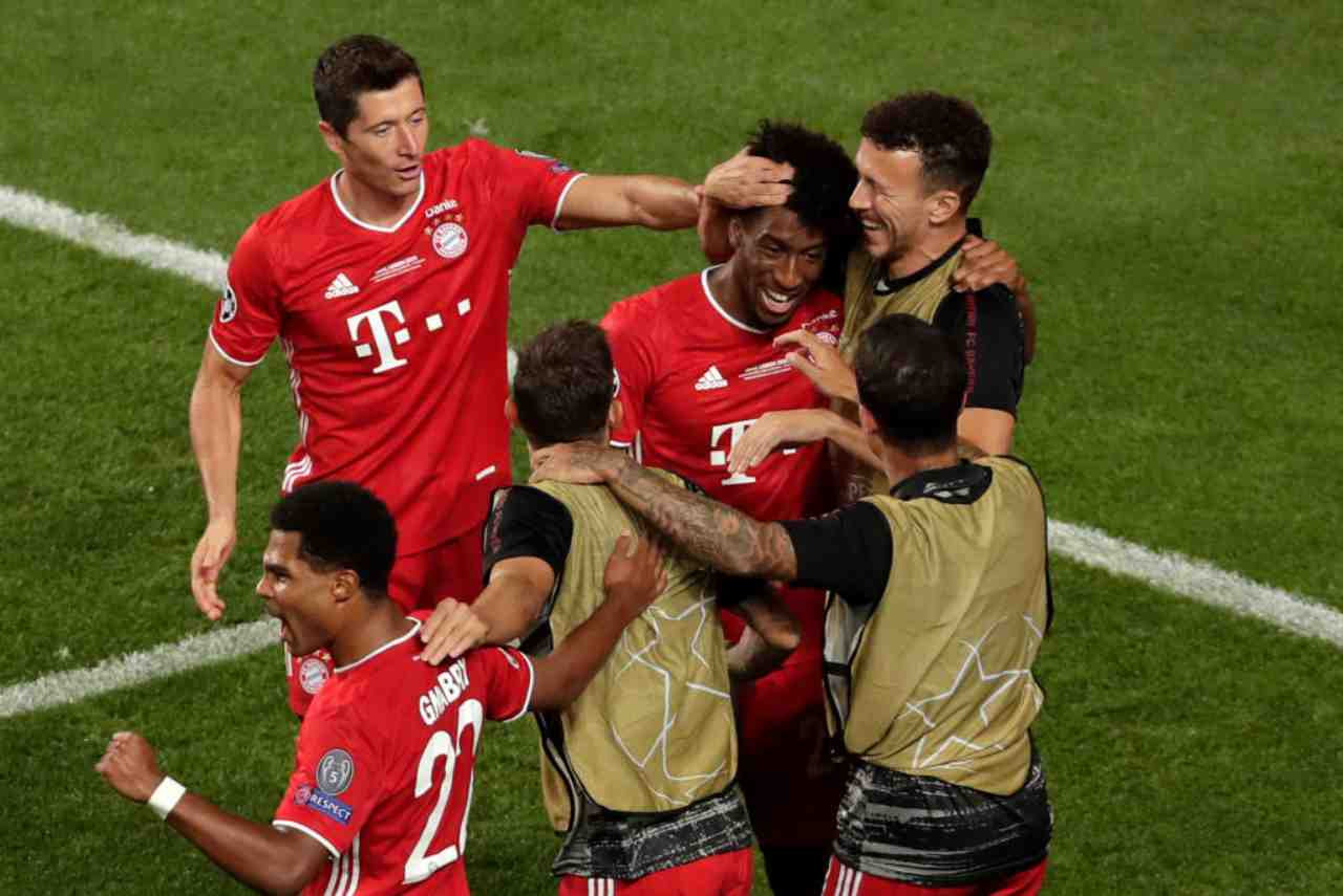 Champions League Bayern Monaco PSG