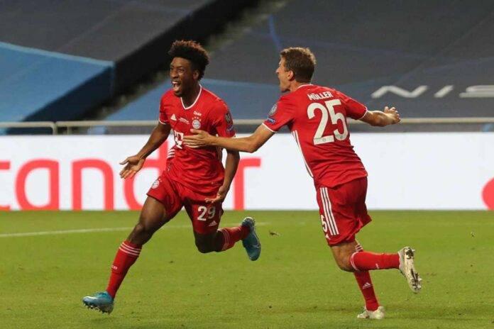 Champions League PSG Bayern Monaco