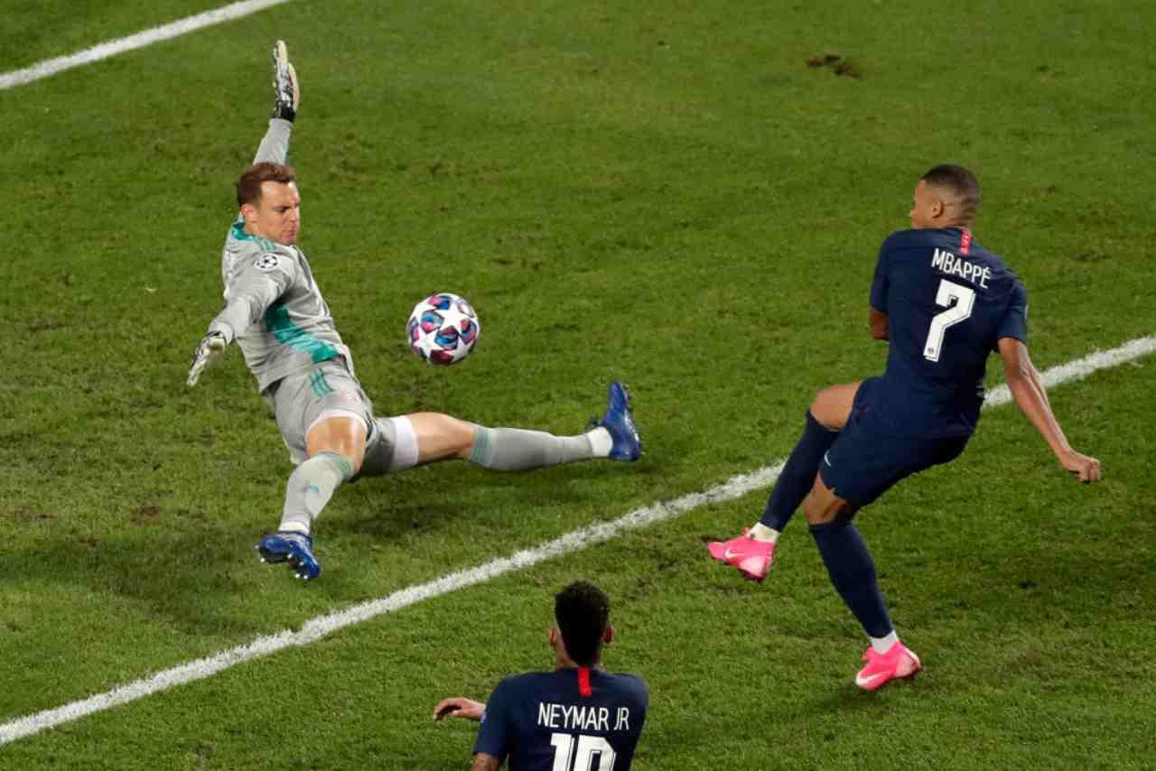 Champions League Neuer