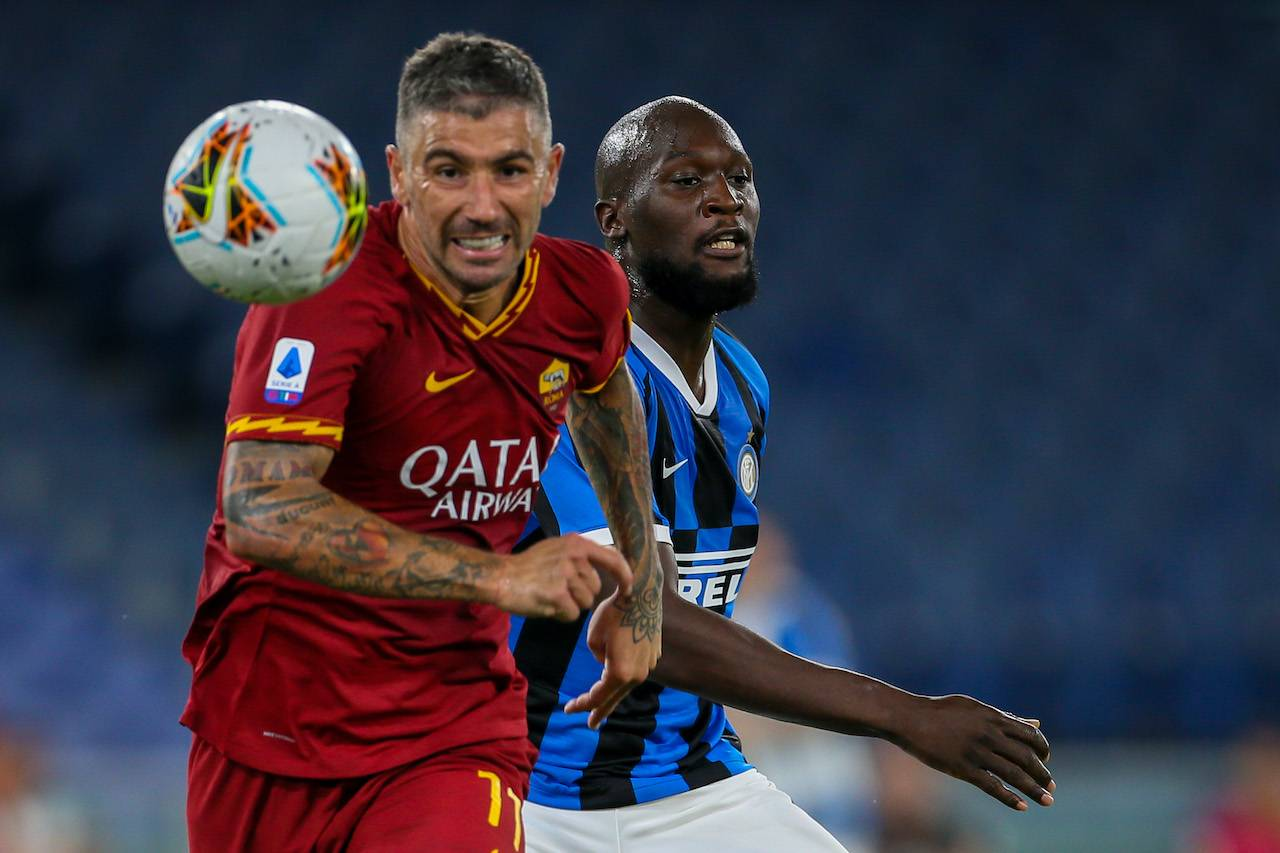 Kolarov all'Inter