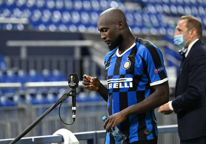 Romelu Lukaku post Inter-Getafe