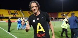Inzaghi Benevento Caprari