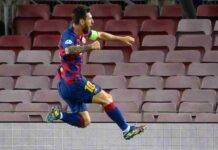 Messi pagelle Barcellona Napoli