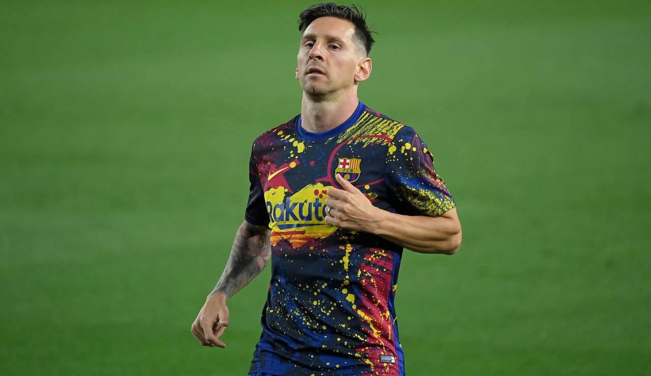 Messi PSG Inter Juventus